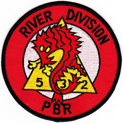 RIVDIV 532 River Division Patch PBR