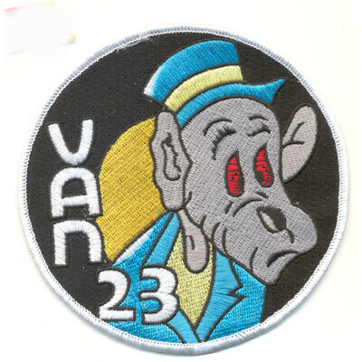 VAN-23 Electronic Attack Squadron Patch