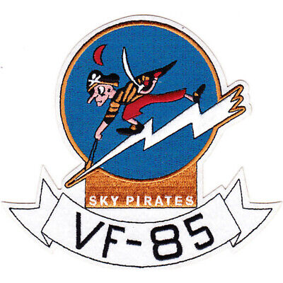 VF-85 Patch Sky Pirates