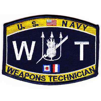 Weapons Deck Rating Weapon Technician Patch