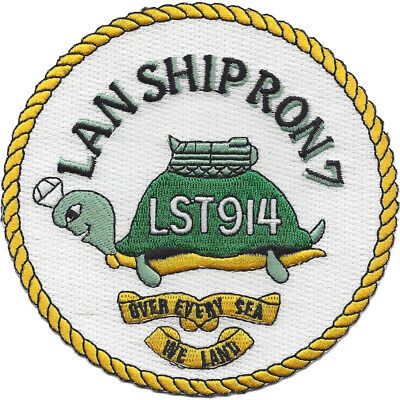 LST-914 USS Mahoning County Patch