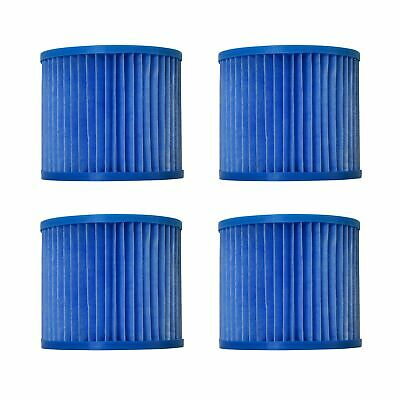 4 x Portable Spa Replacement Filters Grand Rapids Spa Hot Tub Filter Cartridges