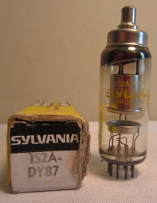Sylvania 1S2A DY87 Electronic Tube In Box