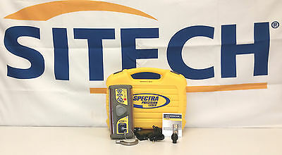Spectra Precision LR20 Laser Receiver Machine Contro 360 Trimble Plumb Indicator