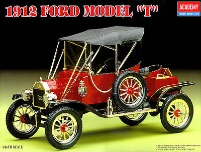 [ACADEMY_1/16scale model kit] 1912 FORD MODEL T_15100