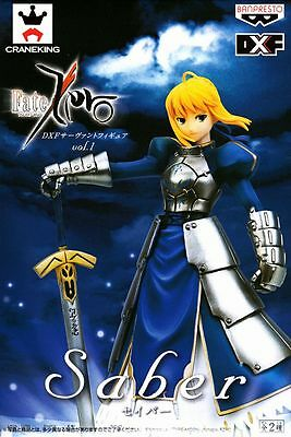 Saber DXF Figure Japan anime Fate Zero official