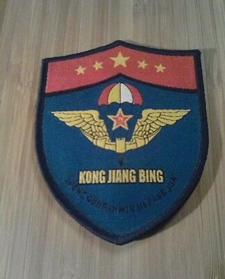Chinese airborne patch