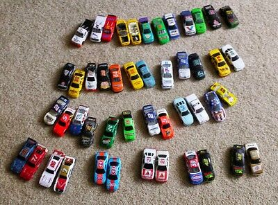Toy Cars - Box Lot of 48 Cars - NO RESERVE - Bid and WIN!