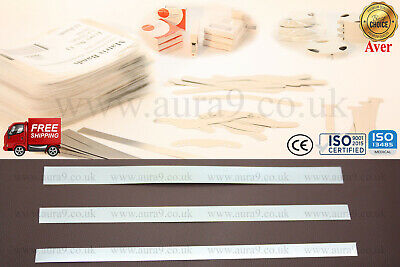 Aver Dental Matrix Bands Siqveland 12 Pieces Pack High Quality Stainless Steel