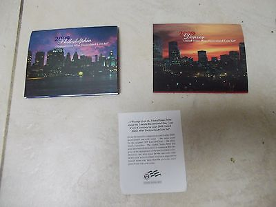2009 United States US Mint Uncirculated Coin Set