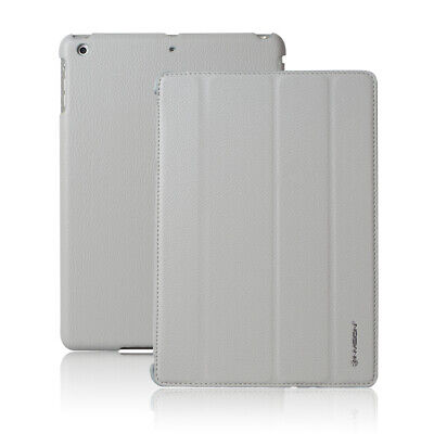 iPad Smart Case Covers for iPad 2, 3 & 4s, Air/5s, Mini 1, 2 & 3s - PU Leather