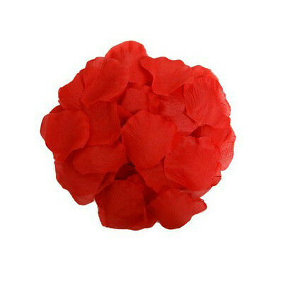 Wedding Rose Petals in Red - 300 Count ED