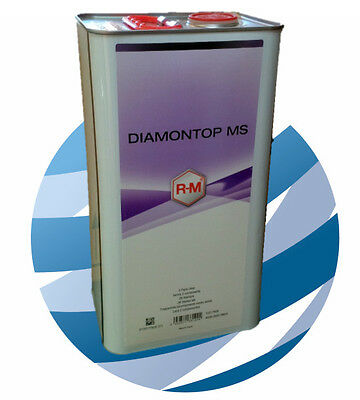RM Diamontop Lacquer Clearcoat 5ltr