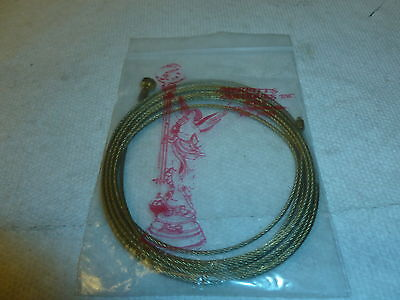 hermle brass cable set of three pre cut new