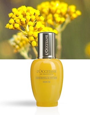 Immortelle Divine Extract Ultimate Youth Serum by LOccitane for Unisex - 1 oz Serum , Gentle Scrub, Oatmeal N Honey, 6 oz By Queen Helene