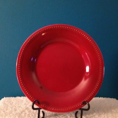 "Pier 1 ""Spice Route-Paprika""  10-1/2"" Dinner Plate"