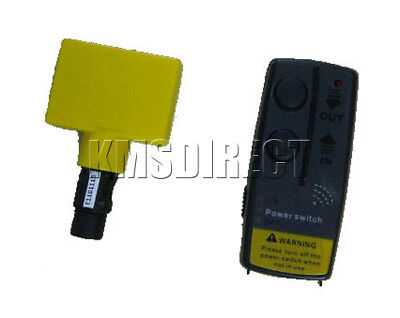 24v Wireless Remote Control and New Design Receiver for 4x4 Recovery Winch