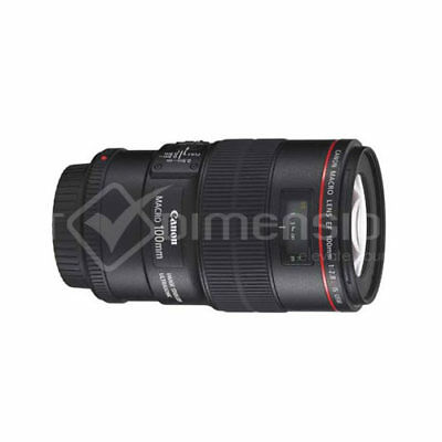 Canon EF 100mm f2.8L Macro IS USM f/2.8 Lens Warranty