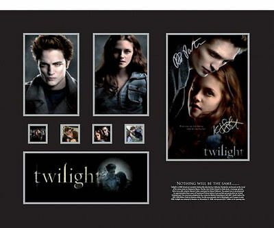 New Twilight Signed Limited Edition Memorabilia Framed