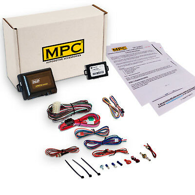 Remote Car Start for GM Trucks and SUVs - Uses Your OEM Fobs  Complete Kit - DIY