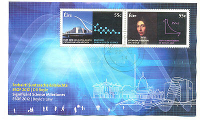 Ireland-Scientific Milestones min sheet fine used