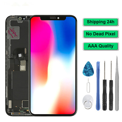 Replacement Digitizer LCD Touch Screen Assembly For iPhone X 10 Assembly