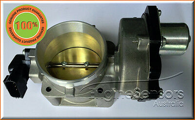 *new Genuine Ford Throttle Body Suit Ba / Bf 4.0L & 4.0L Turbo- Not For Lpg!