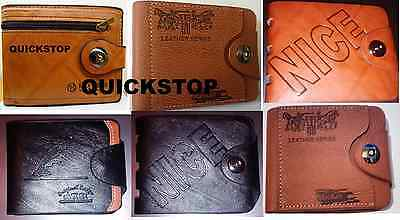 Luxry Mens Soft Leather Wallet
