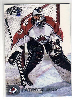 1X PATRICK ROY 1998 99 Pacific #33 NMMT Canadiens Avalanche