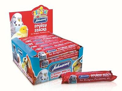 Budgie & Parakeet Fruity Sticks 458