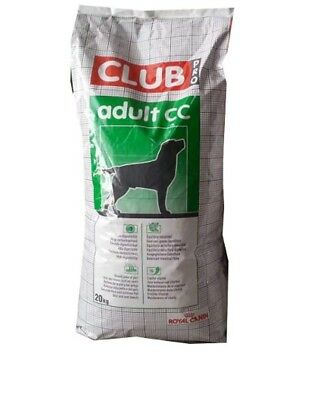 15kg Royal Canin Club Adult CC Special Performance  Hundefutter