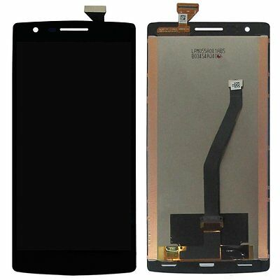 For OnePlus One LCD Screen Replacement Black Genuine OEM One Plus Touch Unit