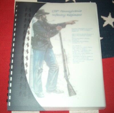 Civil War History of the 198th Pennsylvania Infantry Regiment