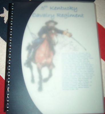 Civil War History of the 5th Kentucky Cavalry Regiment