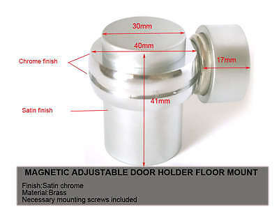 Door Stop Specialist!!!!magnetic door holder floormount