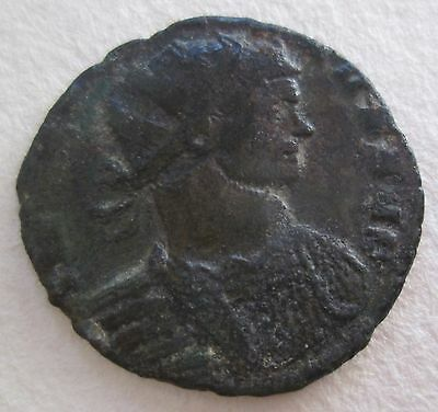 Roman Bronze Coin Archeology Found In Israel