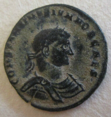 Roman Ancient Bronze Coin Constantine Ii Archaeology