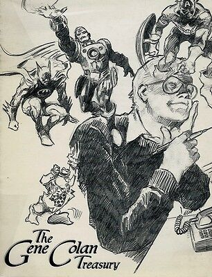 Eo Bibliographie + Clifford Lawrence Meth + Stan Lee : The Gene Colan Treasury