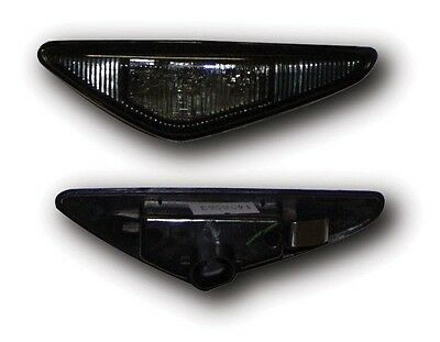 Bmw 3 Series E46 Coupe & Convertible (03-07) Black Led Side Repeater Indicators
