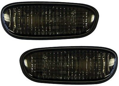 Subaru Impreza Mk1 (93-00) Gc8 Gf8 Wrx Side Indicator Repeaters - Black
