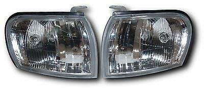 Subaru Impreza Front Side Lights -  Crystal Clear