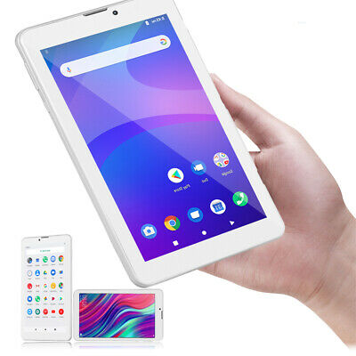 """GSM Phablet 7"""" Android 4.4 KK 3G SmartPhone Tablet PC (2-in-1) 2Core Unlocked"""