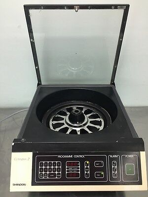 Shandon Cytospin 2 Cytocentrifuge with Rotor Tested and Warranty