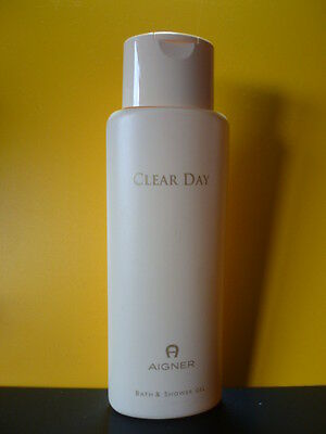 Aigner Clear Day Woman Bath & Shower Gel 500 Ml
