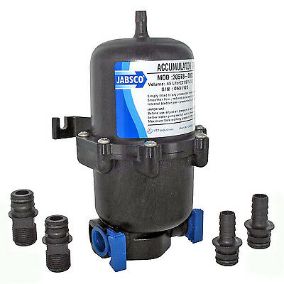 Accumulator or Expansion tank Jabsco 0.6 litre   ACC06