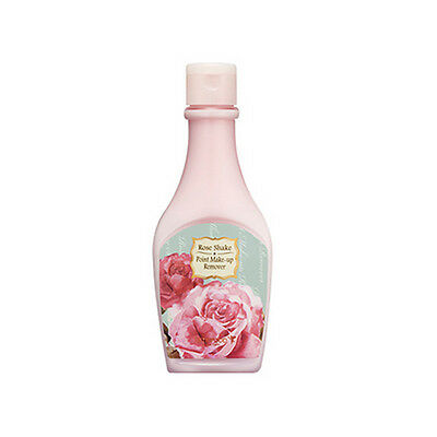 [SKIN FOOD] Rose Shake Point Make-up Remover 160ml - Korea Cosmetic