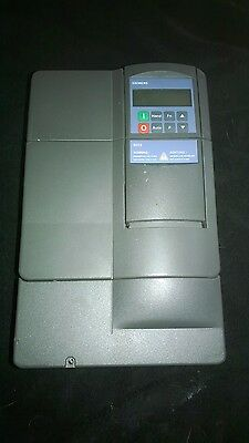 Siemens SED2-5.5/32X AC Drive 5.5kW/ 7.5Hp / 380-480 VAC / GREAT CONDITION!