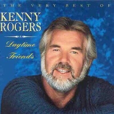 Kenny Rogers Daytime Friends: The Very Best Of Cd
