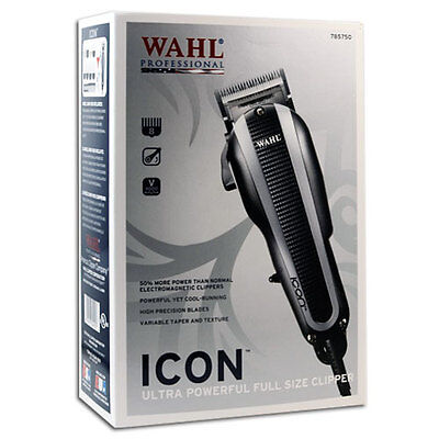 Wahl Icon Clipper 8490-900 - Authorized Dealer