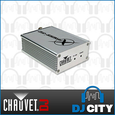 Chauvet Xpress 512 USB - Lighting Control Interface for DMX Light - BNIB - DJ...